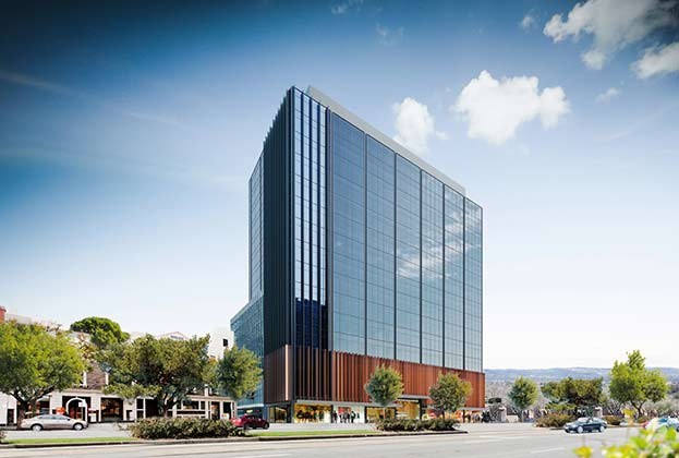 New prime office tower to shape Adelaide's skyline