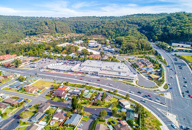 Mintus snaps up West Gosford Shopping Centre