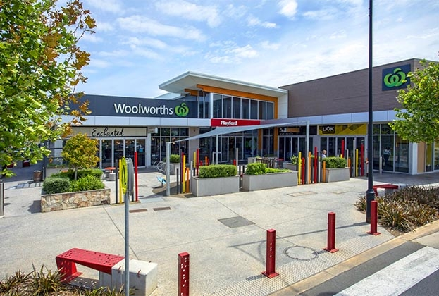 Local private investor pockets Woolworths Playford
