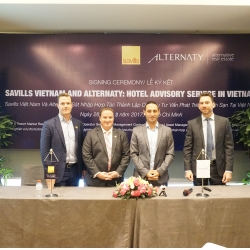 Savills and Alternaty to create best in class hotel advisory service line in Vietnam and South East Asia