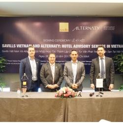 Savills kết hợp cùng Alternaty cung cấp dịch vụ tư vấn phát triển khách sạn tại Việt Nam và Đông Nam Á