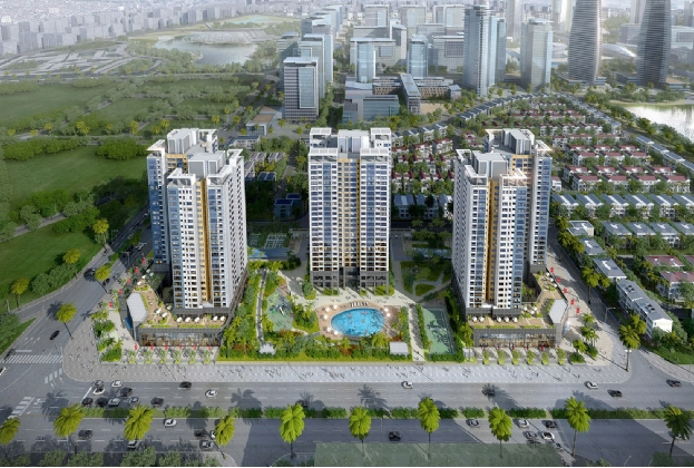 Savills Vietnam to provide property management services in StarLake Hanoi