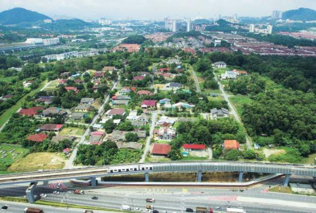 Sungai Buloh: Boosted extensive transport system