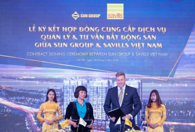 Savills Vietnam to manage Sun Grand City Ancora Residence