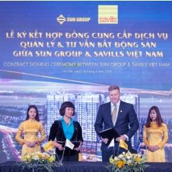 Savills Việt Nam quản lý dự án Sun Grand City Ancora Residence