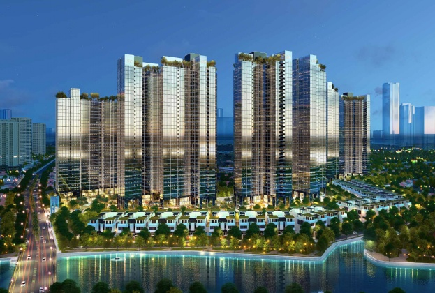 Savills Vietnam appointed the official sales agent for Sunshine City Sai Gon