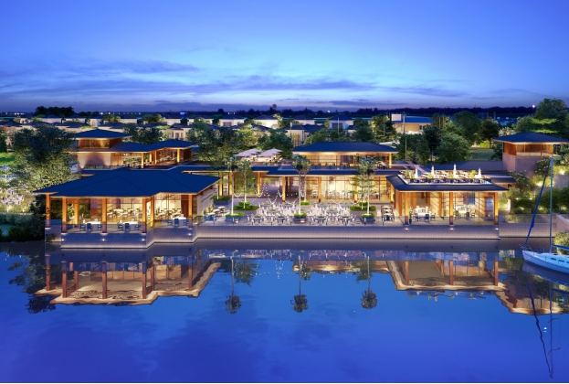 Official launch of Swanbay Riverside Resort in Hanoi