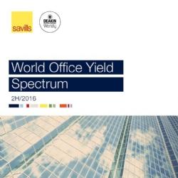 Sydney leads world on office yields