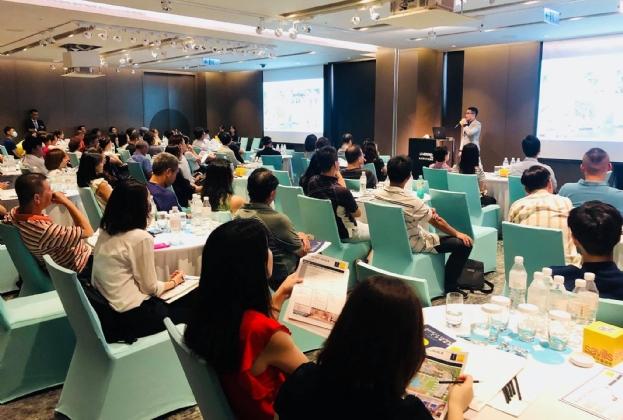 """Tháng 7, 2018 - Chuỗi hội thảo """"Cơ hội đầu tư bất động sản Việt Nam"""" tại Hồng Kông và Đài Loan"""