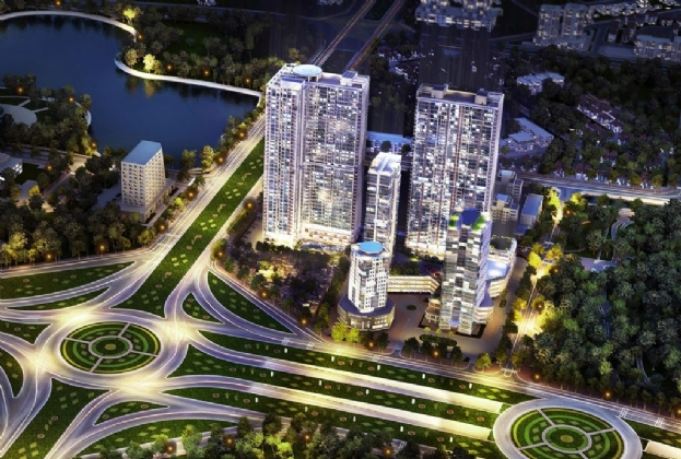 Thang Long Number One Apartments confirms Savills property management services