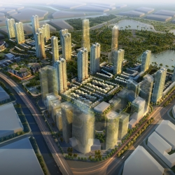 Savills Vietnam appointed the official sales agent for The Manor Central Park