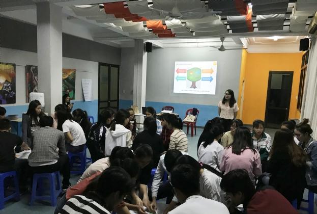 Savills continued training programme for Blue Dragon Children's Foundation