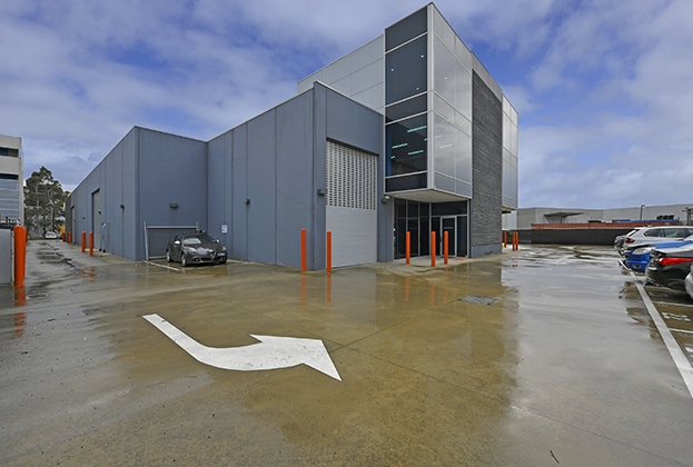 Local investor purchases multi –functional warehouse