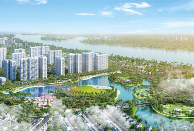 Savills Vietnam appointed the official sales agent for Vinhomes Grand Park