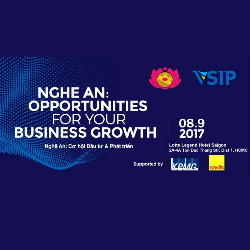 VSIP Seminar: Nghe An Opportunities for your business growth