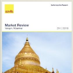 Tổng quan thị trường BĐS Yangon H22016